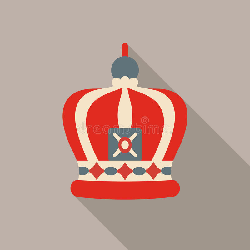 Tête britannique Illustration de vecteur illustration libre de droits