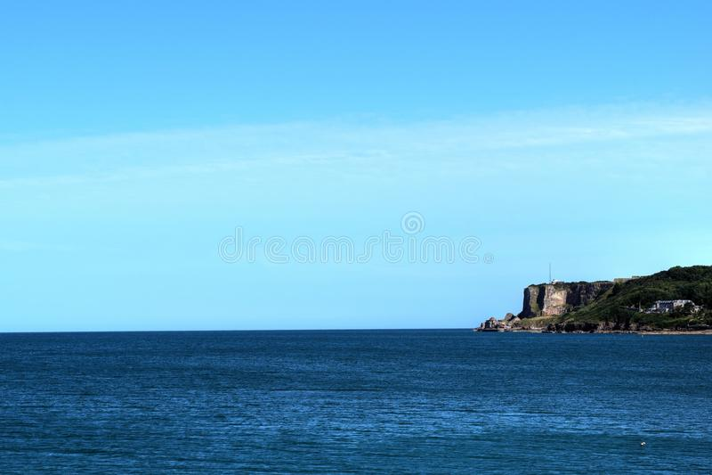 Tête de baie de Brixham photo stock