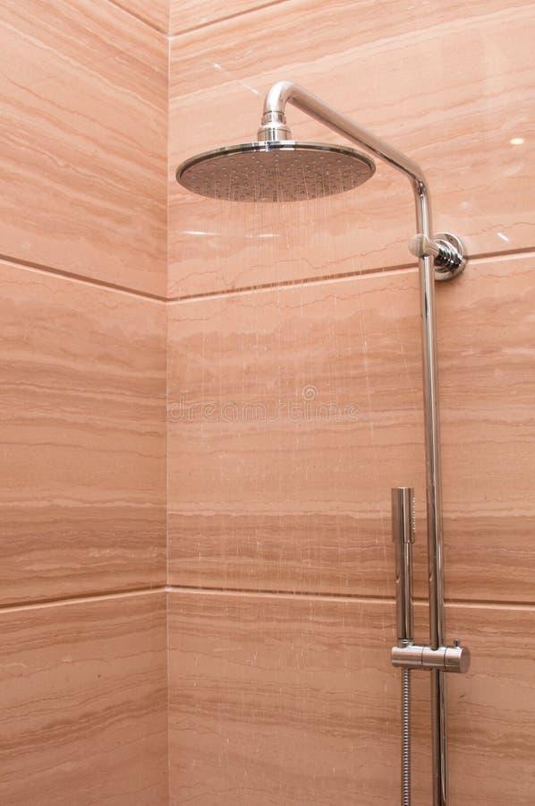 Tête de douche photographie stock libre de droits