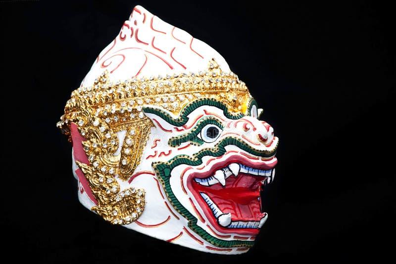 Tête de Hanuman image stock