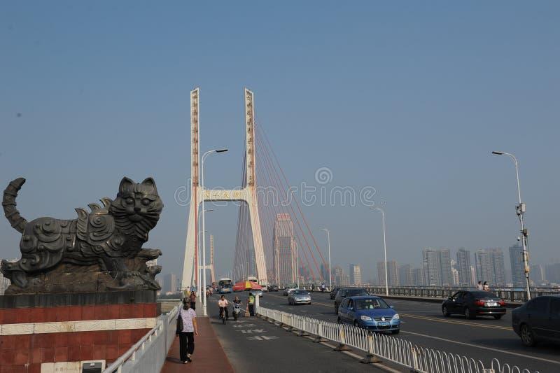 Tête de pont de Nan-Tchang Bayi image stock
