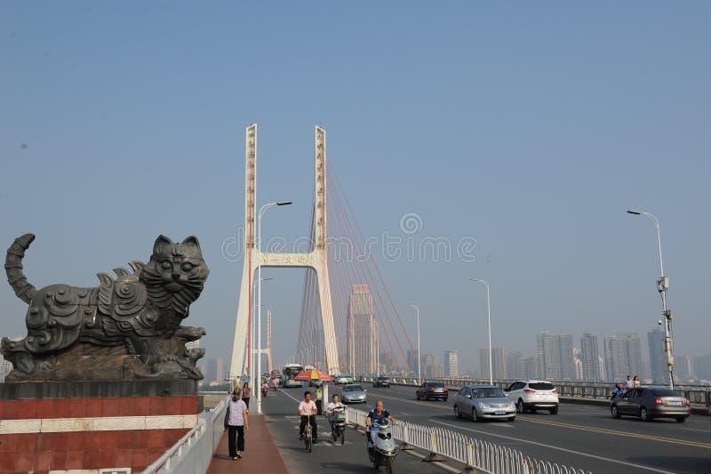 Tête de pont de Nan-Tchang Bayi image libre de droits
