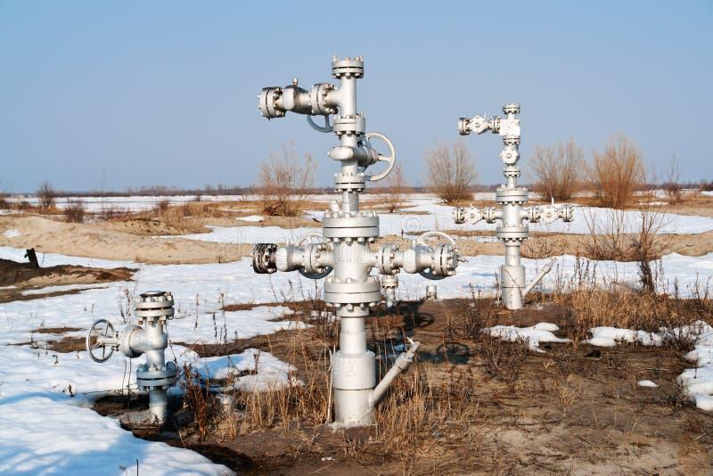 Tête de puits photographie stock