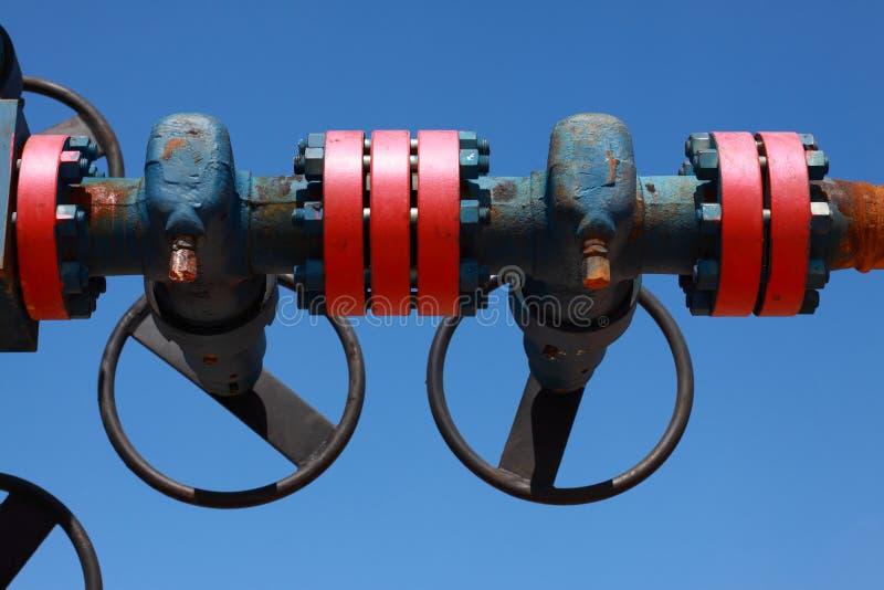 Tête de puits photographie stock libre de droits