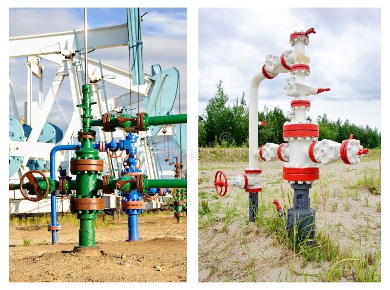 Tête de puits. photos libres de droits