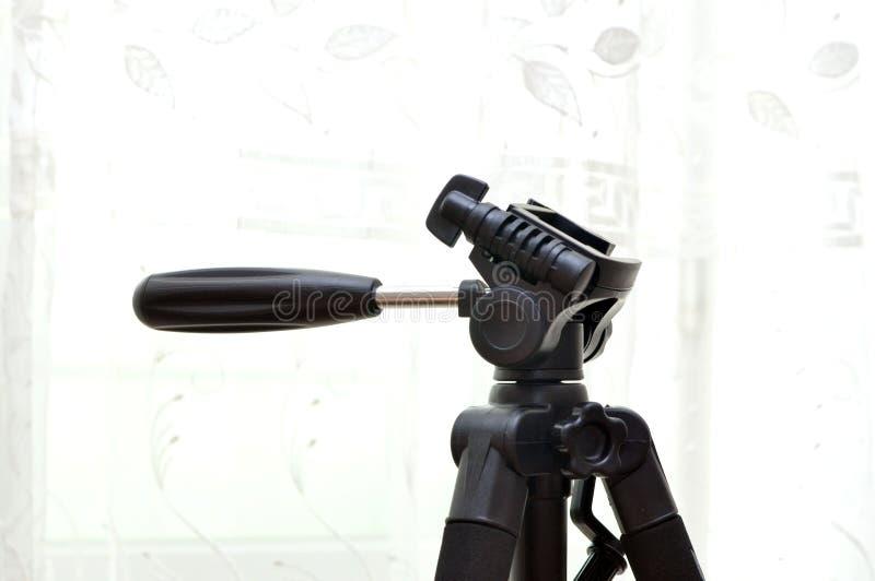 tête de trépied pour le tir de photo et de vidéo photographie stock