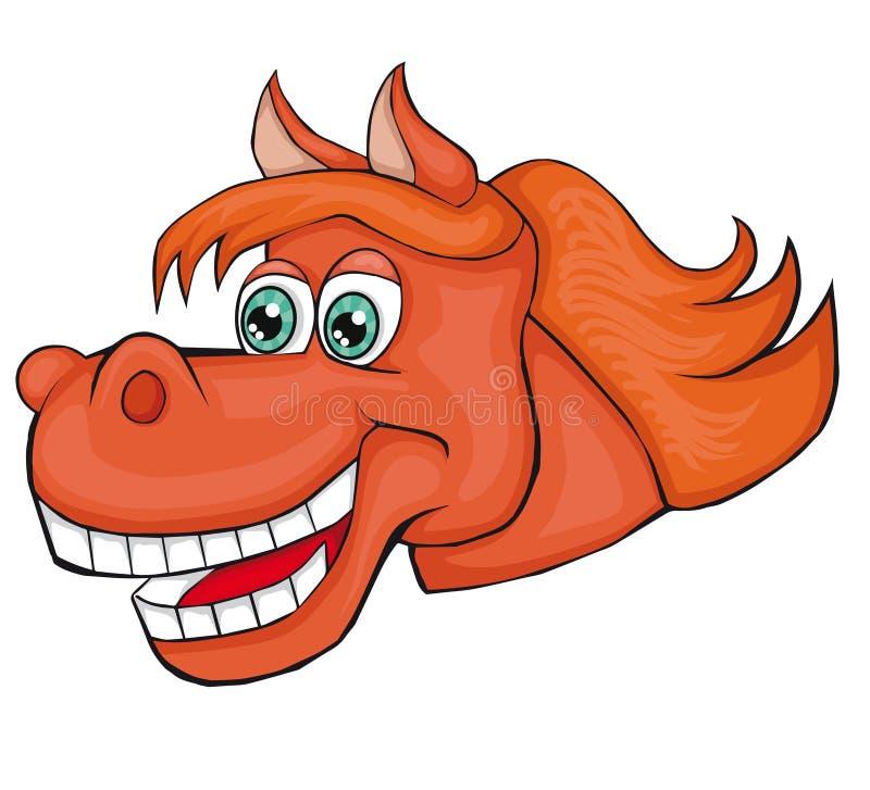 T te du s de cheval type de dessin anim clipart images graphiques pour des enfants - Clipart cheval ...