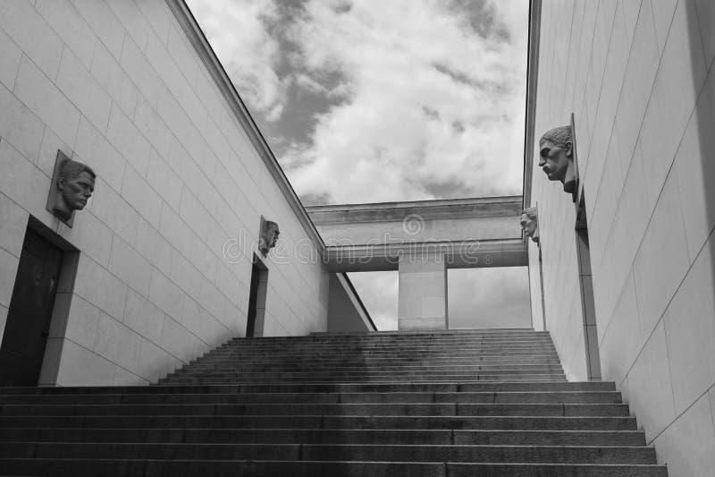 Têtes de Vienne photographie stock