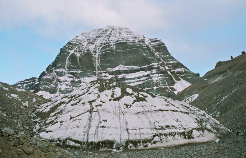 Tíbet, Kailash Mt. foto de archivo libre de regalías