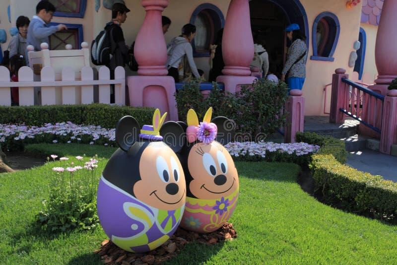 Tóquio Disneylândia, Japão fotos de stock royalty free