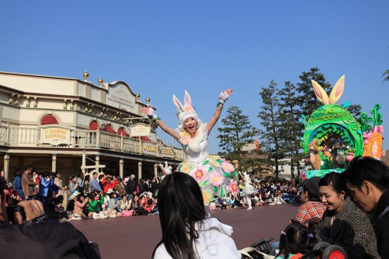Tóquio Disneylândia, Japão fotografia de stock
