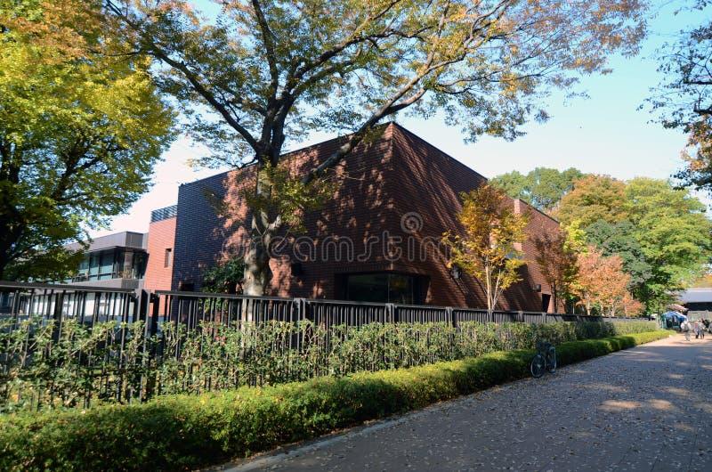 TÓQUIO, JAPÃO - 22 DE NOVEMBRO: Art Museum metropolitano fotografia de stock royalty free