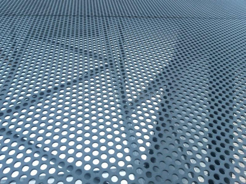 Tôles d'acier avec la translucidité image stock
