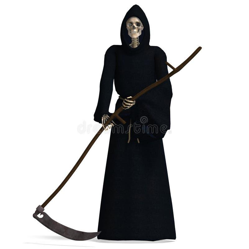 Tödlicher Reaper vektor abbildung