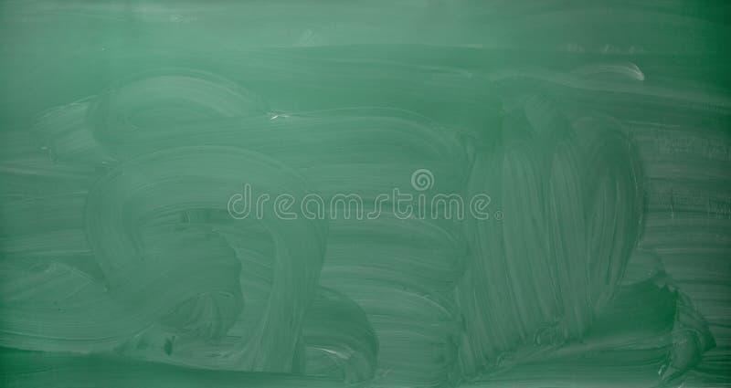 Töm den gröna svart tavlan eller svart tavla royaltyfri foto