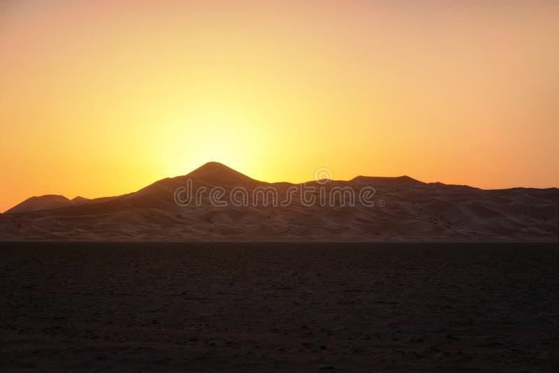 Töm fjärdedelar i Oman och Saudiarabien arkivfoton