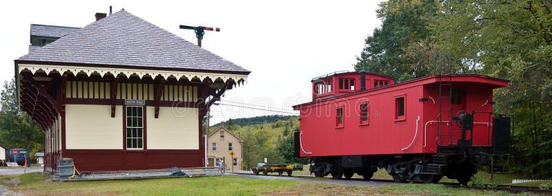 Töpfer-Platz-Serien-Depot und Kombüse stockfotografie