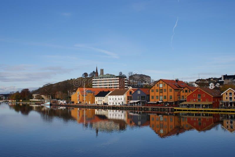 Tønsberg/Tonsberg foto de archivo