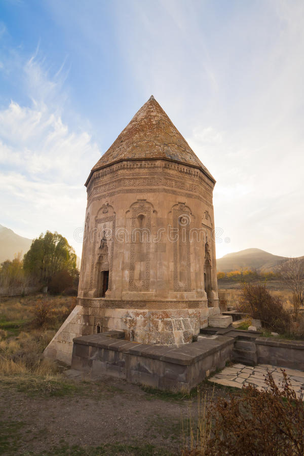 Túmulo de Halime Hatun foto de stock royalty free