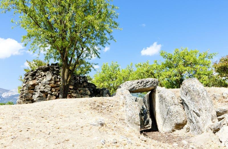 Túmulo de San Martin foto de stock