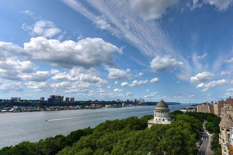 Túmulo do ` s de Grant - New York City fotografia de stock