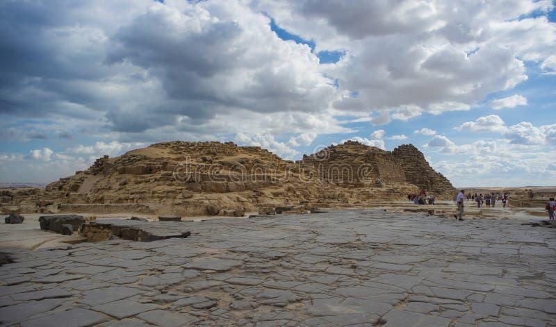 Túmulo no Cairo fotografia de stock royalty free