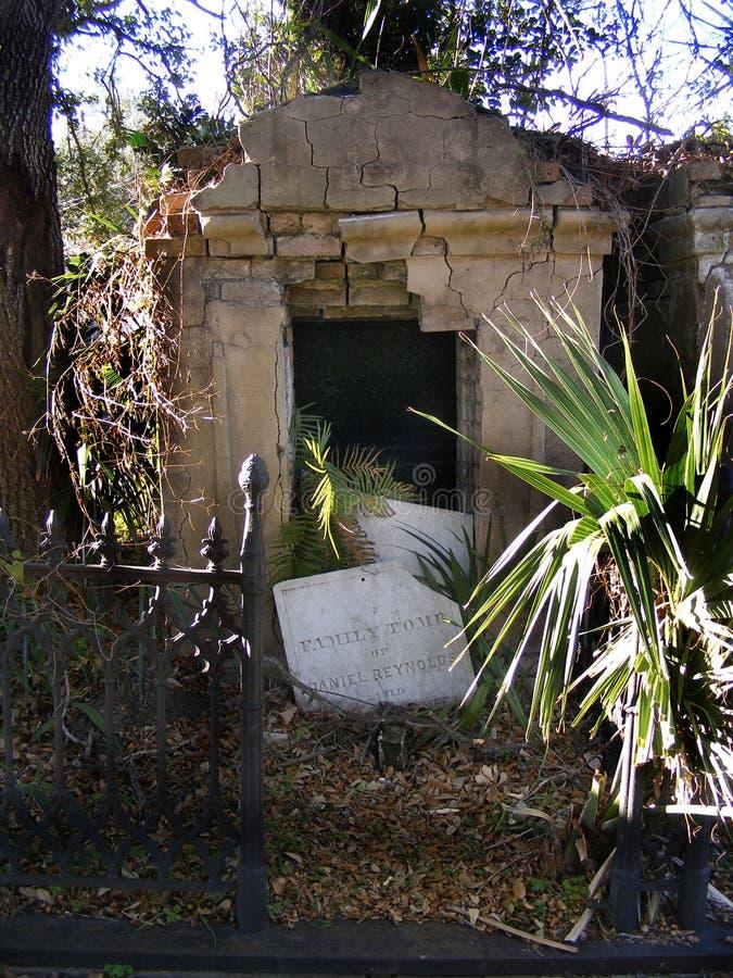 Túmulo Orleans-velho Curso-Cemitério-novo do cemitério imagens de stock royalty free