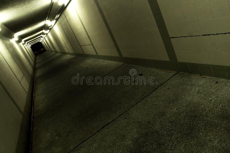 Túnel fotografía de archivo