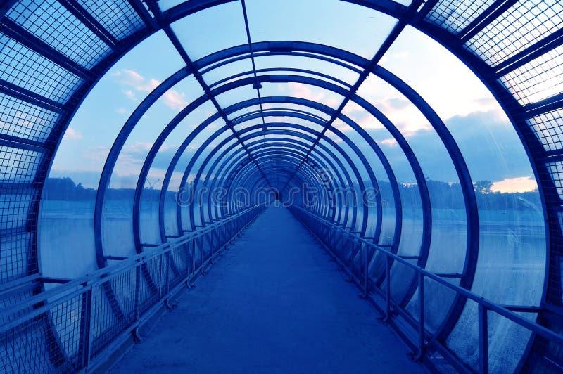 Túnel imagem de stock royalty free