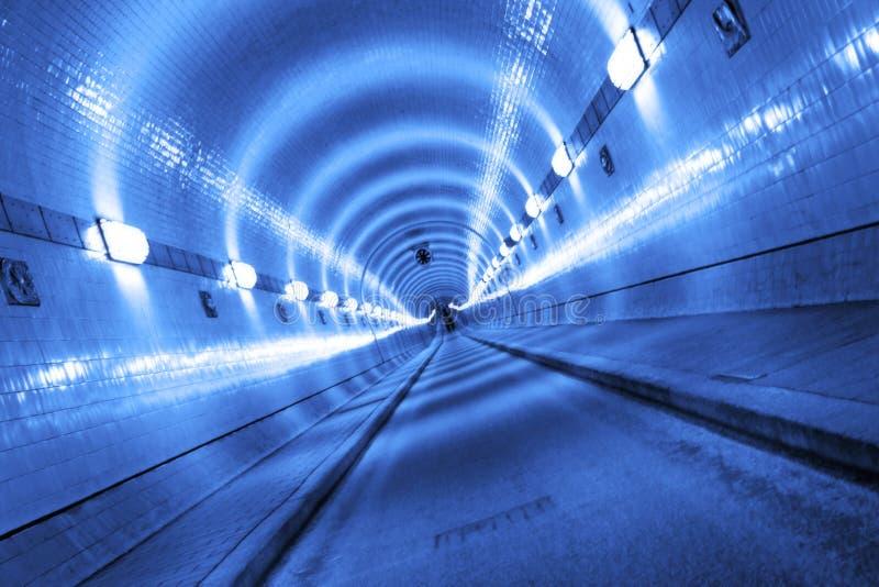 Túnel azul