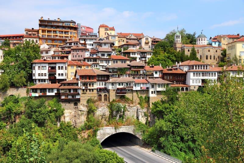 Túnel de Veliko Tarnovo fotos de stock royalty free