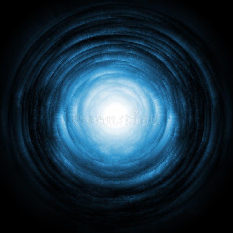 Túnel ligero imágenes de archivo libres de regalías