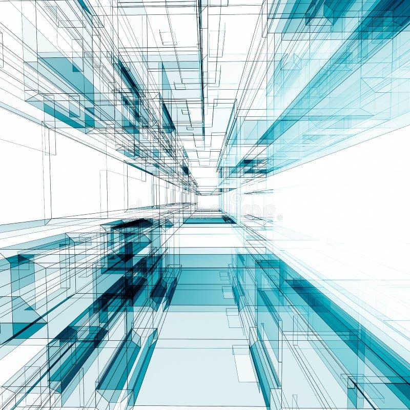 Download Túnel simple stock de ilustración. Ilustración de edificio - 42439939