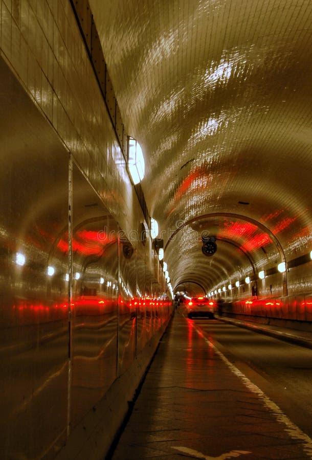 Túnel velho de Elb imagens de stock royalty free