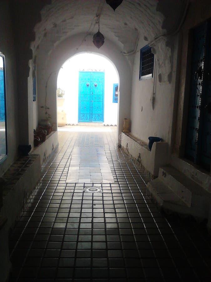 Túnez hermoso fotografía de archivo libre de regalías