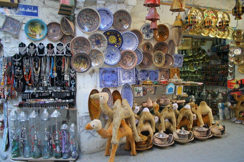 Túnez Sidi Bou dicho fotos de archivo libres de regalías