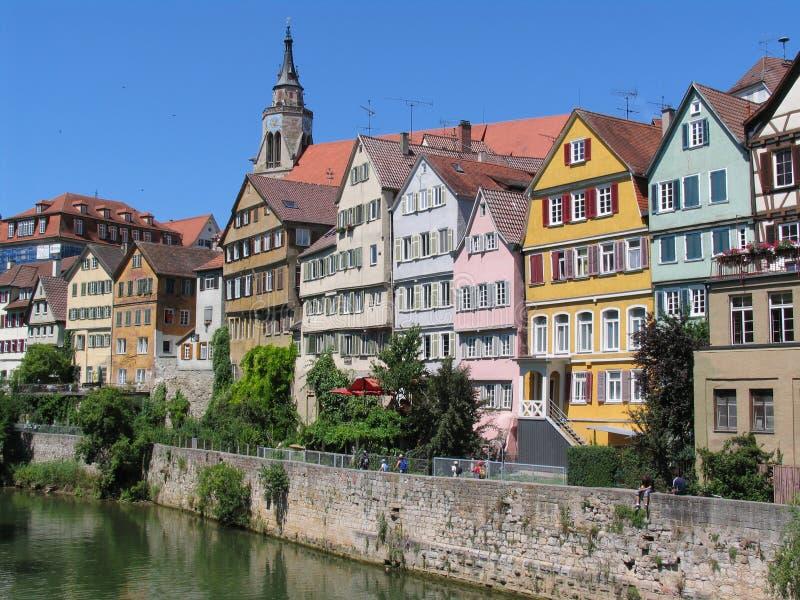 Tübingen stockfoto