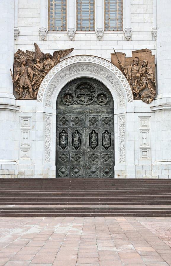 Türen im Tempel stockfotografie