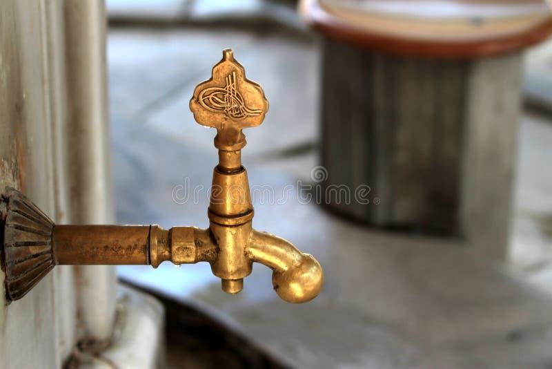 Download Türkischer Osmaneart-Wasserhahn Stockbild - Bild von ottoman, islam: 26361737