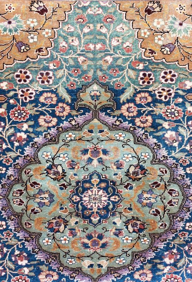 Türkischer Teppich lizenzfreies stockfoto