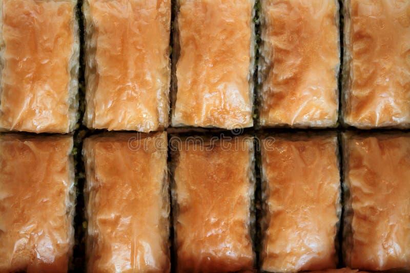 Download Türkisches Baklava stockfoto. Bild von sultan, mutter - 26362926