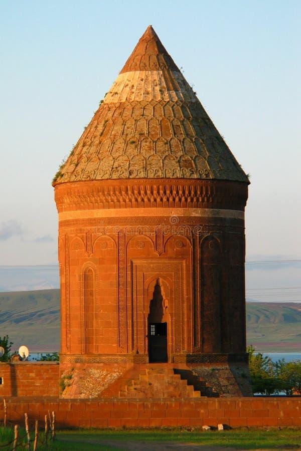 Türkisches Grab stockfotografie