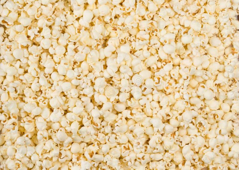 tła łasowania karmowy makro- popkorn textured obraz royalty free