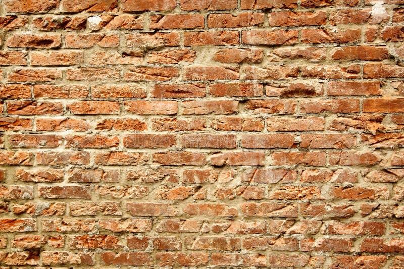 tła ściana z cegieł zdjęcia royalty free