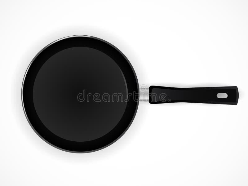 tła ścinek target143_0_ odizolowywającego niecki ścieżki biel ilustracji