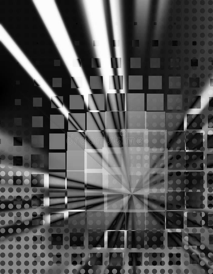 Tła abstrakcjonistyczny composite ilustracji