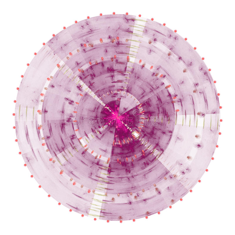 tła abstrakcjonistyczny radial obrazy royalty free