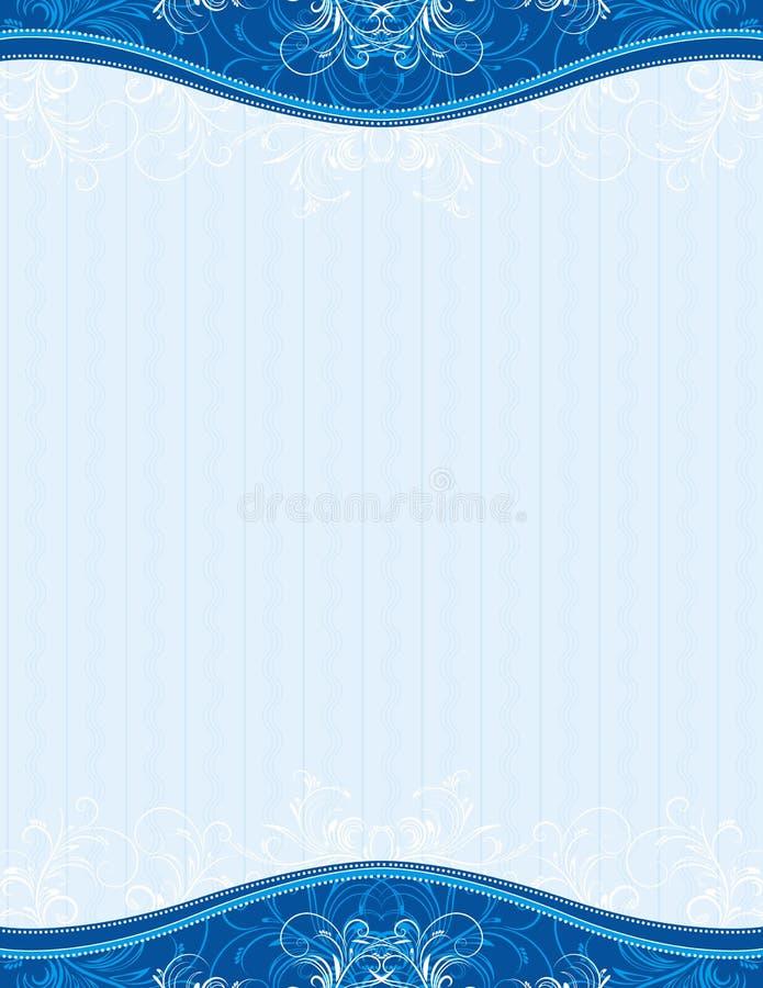 tła błękit royalty ilustracja