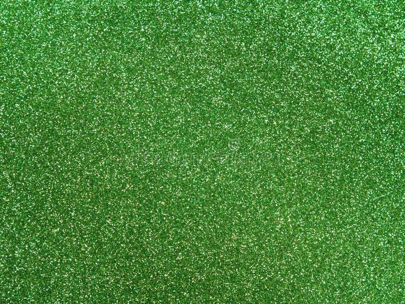 tła błyskotliwości zieleń zdjęcie stock