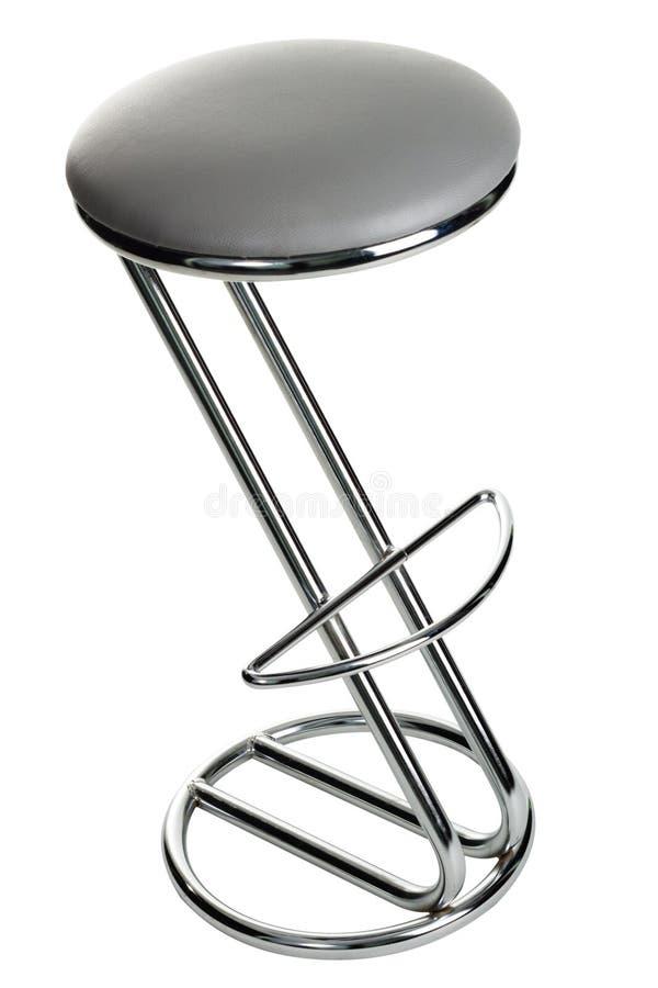 tła baru krzesła odosobniony biel obrazy royalty free